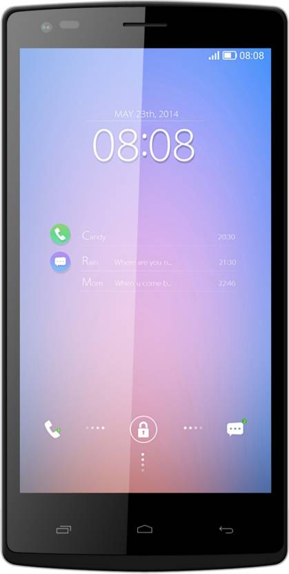 Onida i505 (Grey, 8 GB)