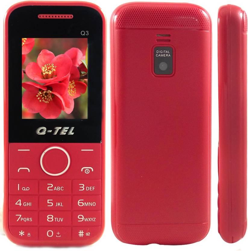 Q-Tel Q3 (Red)