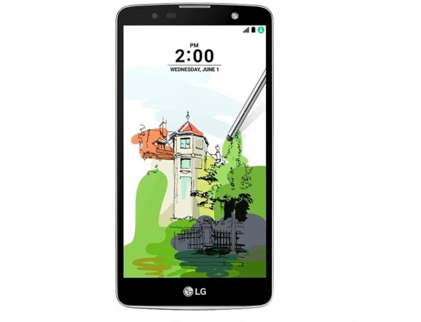 LG Stylus 2 Plus (Titan, 16 GB)  (3 GB RAM)