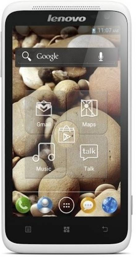 Lenovo S720 (White, 4 GB)