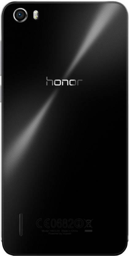 Honor 6 (Black, 16 GB)(3 GB RAM)