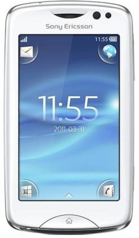 Sony Ericsson txt pro CK15i (White, 100 MB)