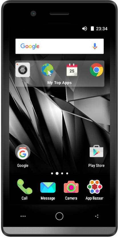 Flat Rs.1,000 Off On Micromax Bolt Q381 Now @ Rs.2,999 By Flipkart | Micromax Bolt Q381 (Black, 8 GB) @ Rs.3,499