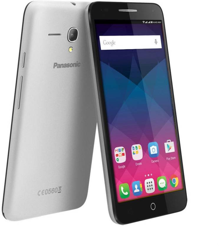 Panasonic P65 FLASH (Silver, 8 GB)