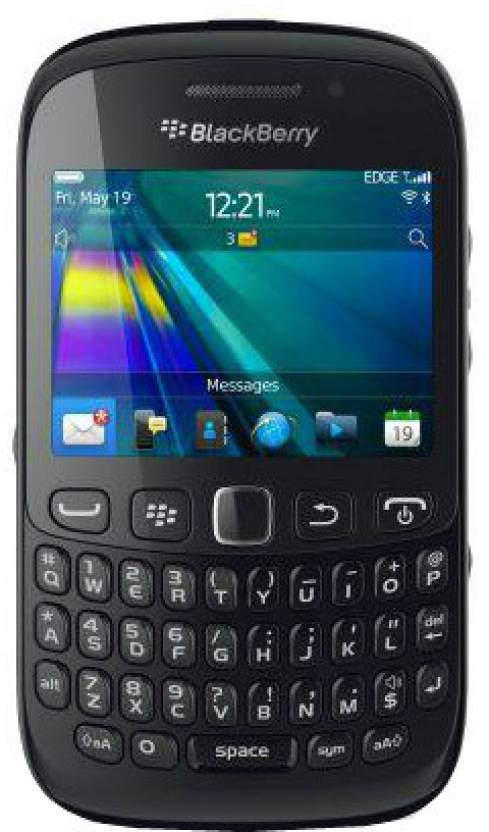 Blackberry Curve 9220 (Black, 512 MB)