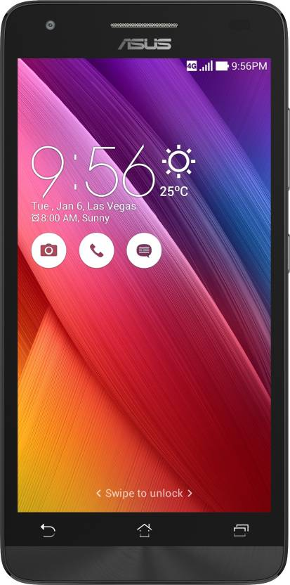 Asus Zenfone Go 5.0 LTE (Black, 16 GB) (2 GB RAM)