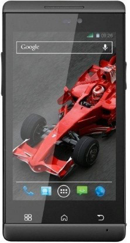 Xolo Q500S IPS (Black, 4 GB)