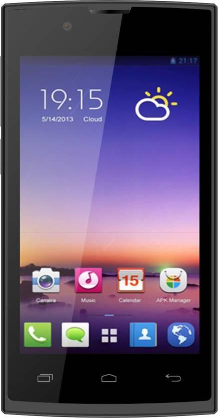 Karbonn A109 3G (Black, 4 GB)
