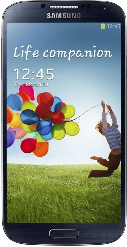 Samsung Galaxy S4 (Black Mist, 16 GB)