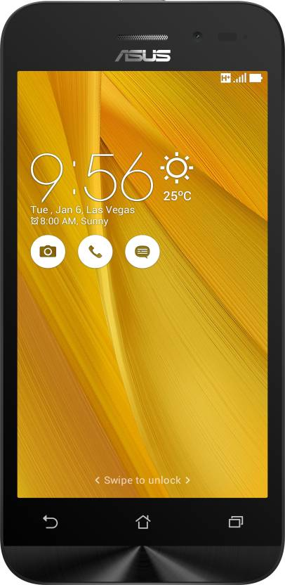 Asus Zenfone Go (2nd Gen) (Yellow, 8 GB)