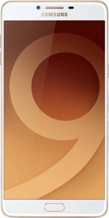 Samsung Galaxy C9 Pro (Gold, 64 GB)  (6 GB RAM)
