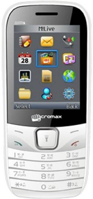 Micromax x777 (white)