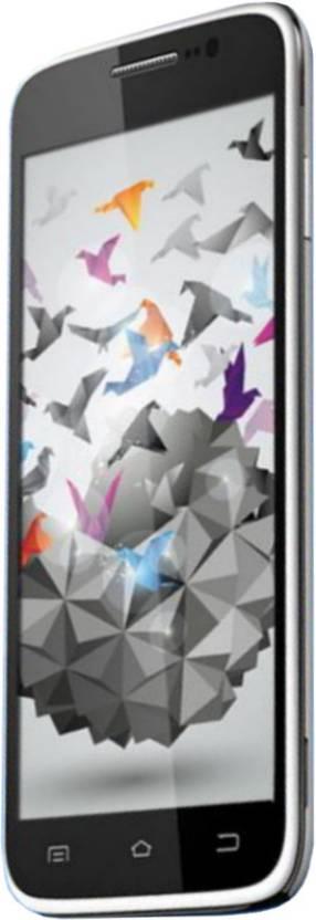 Spice Pinnacle Stylus MI 550 (Black and Silver, 8 GB)