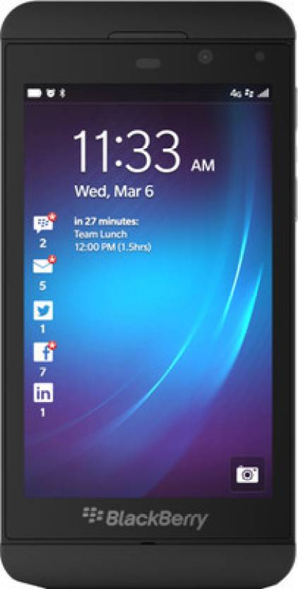 Blackberry Z10 Special Price (Charcoal Black, 16 GB)