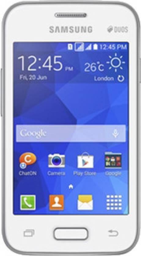 Samsung Galaxy Star 2 (White, 4 GB)