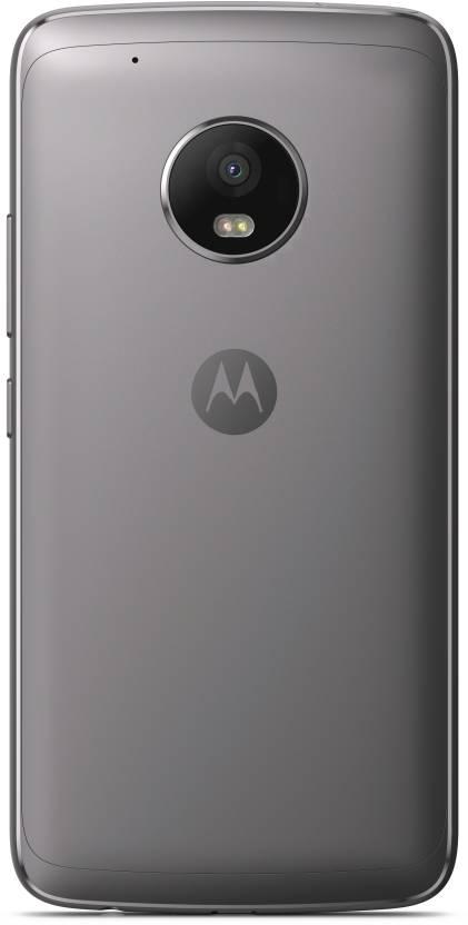 Moto G5 Plus (Lunar Grey, 32 GB)