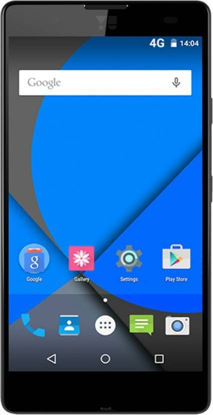 Yu Yunique Plus (Now With 2GB RAM) (Black, 8 GB)
