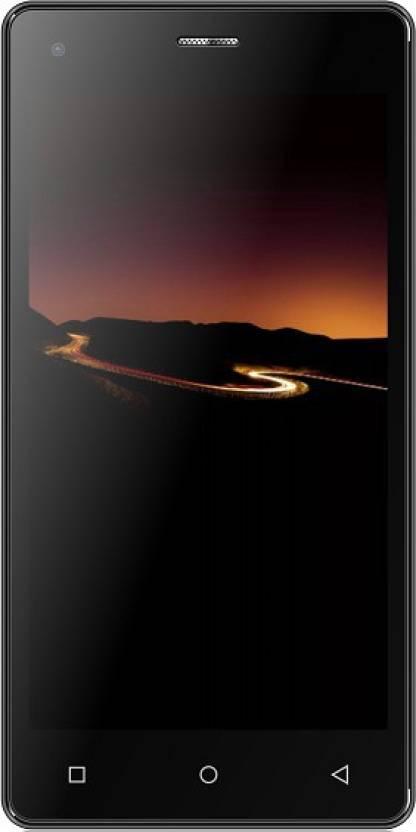 Videocon Kryston 2 V50GI (Black & Silver, 8 GB)