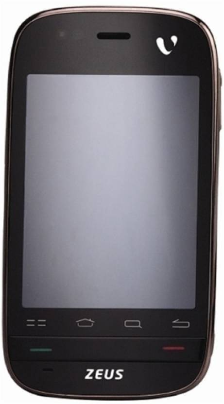 Videocon Zeus Evolve (Black, 512 MB)