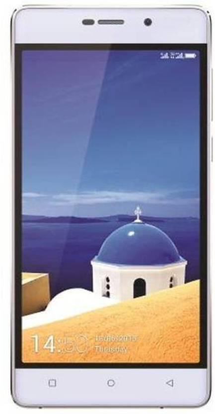 Gionee Marathon (White, 16 GB)
