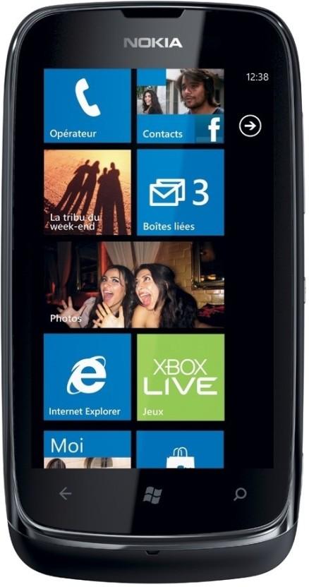 zune nokia lumia 610 clubic