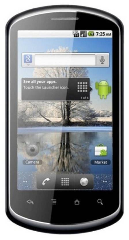 Huawei Ideos X5 (Black, 4 GB)