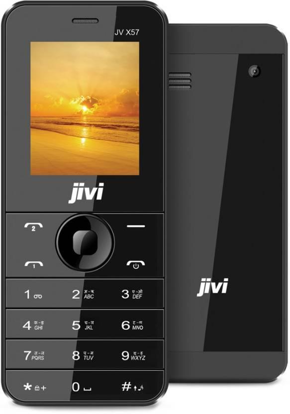 Jivi X57 (Black)