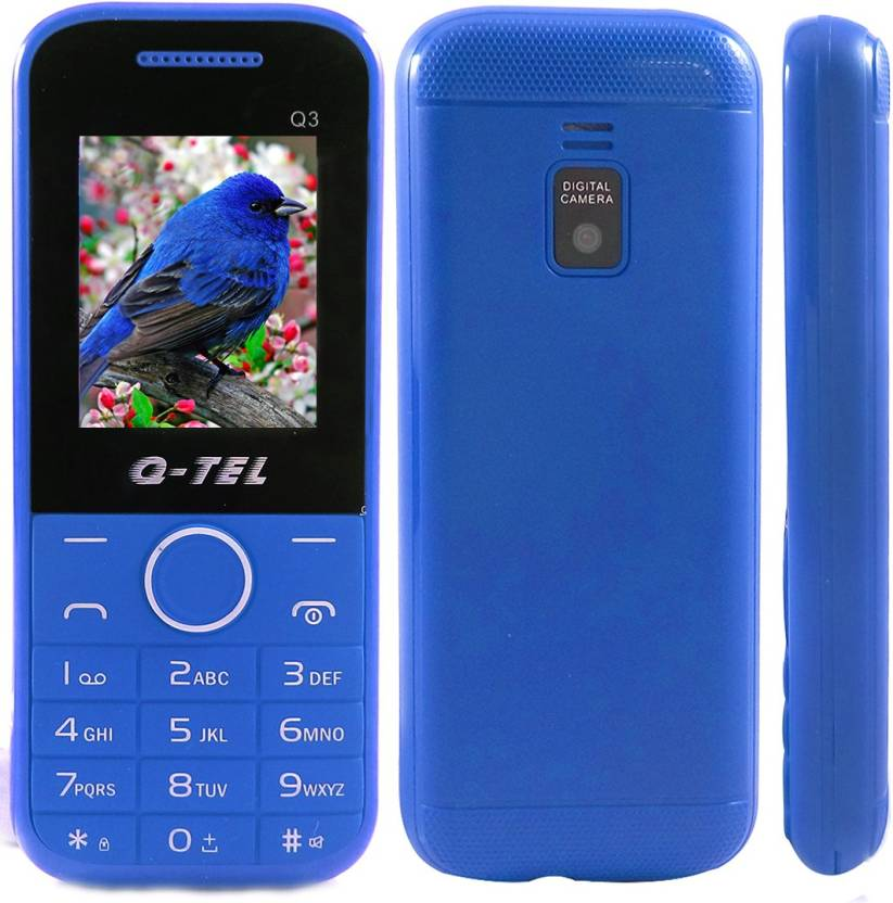 Q-Tel Q3 (Blue)