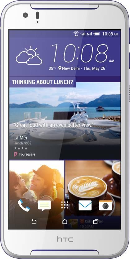HTC Desire 830 (Cobalt White, 32 GB)