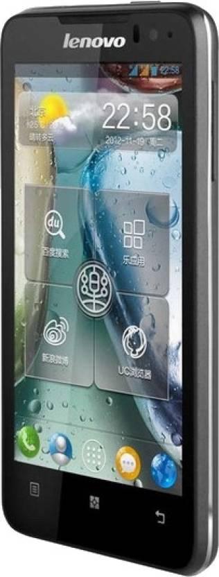 Lenovo P770 (Grey, 4 GB)(1 GB RAM)