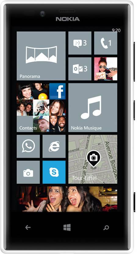 Nokia Lumia 720 (White, 8 GB)