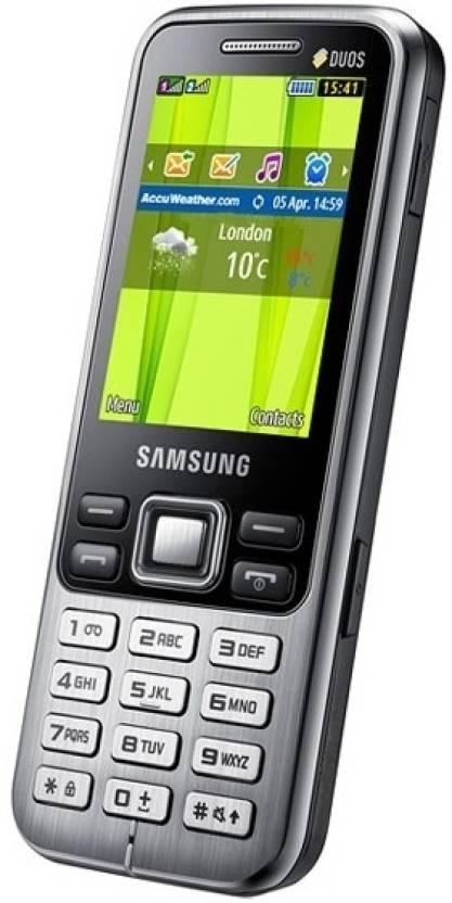 Samsung Metro Duos(Deep Black)
