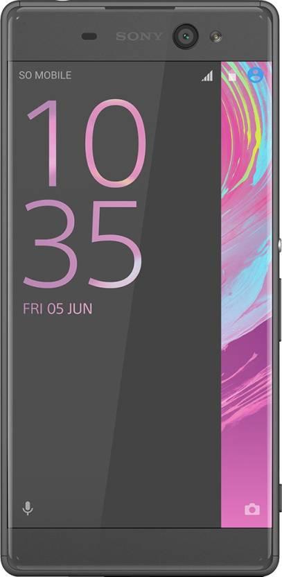 Sony Xperia XA Ultra Dual (Graphite Black, 16 GB)