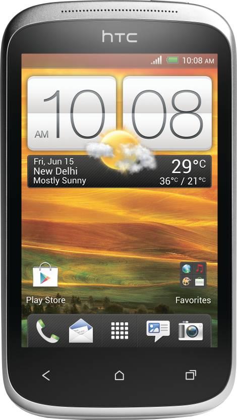 HTC Desire C (Polar White, 4 GB)
