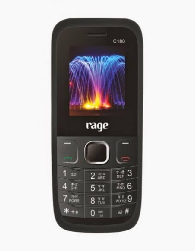 Rage C-180 (Black)