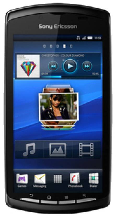 Sony Ericsson Xperia Play (Black)