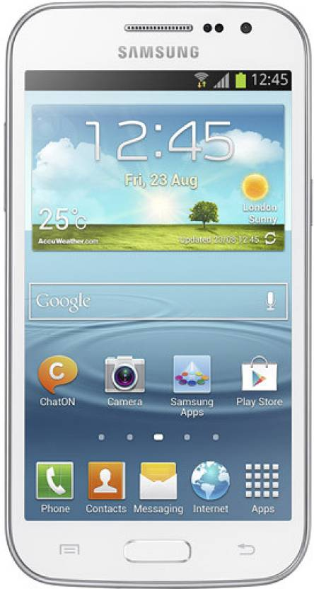 Samsung Galaxy Grand Quattro (Ceramic White, 8 GB)