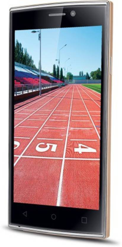 Iball Sprinter 4G (Special Gold, 8 GB)(1 GB RAM)