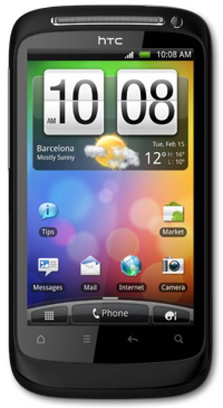 HTC Desire S (Black, 1.1 GB)