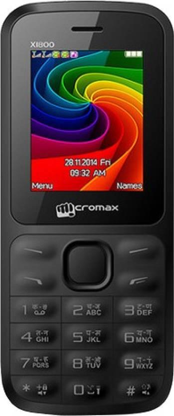 Micromax Joy X1800