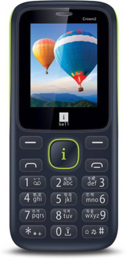 iBall Crown2 (Black)