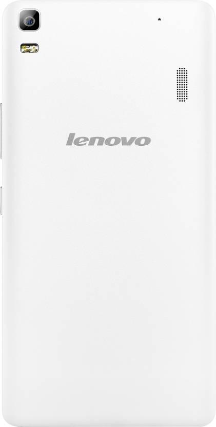 Lenovo A7000 (White, 8 GB)(2 GB RAM)