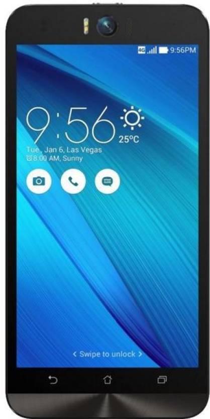 Asus Selfie (Silver, 16 GB) (3 GB RAM)