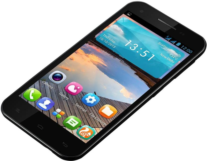 Gionee G3 (BLACK, 4 GB)