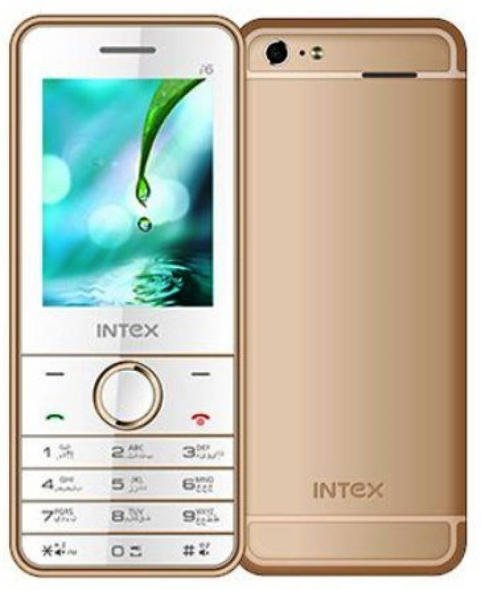 Intex Turbo i6 (White & Champagne)