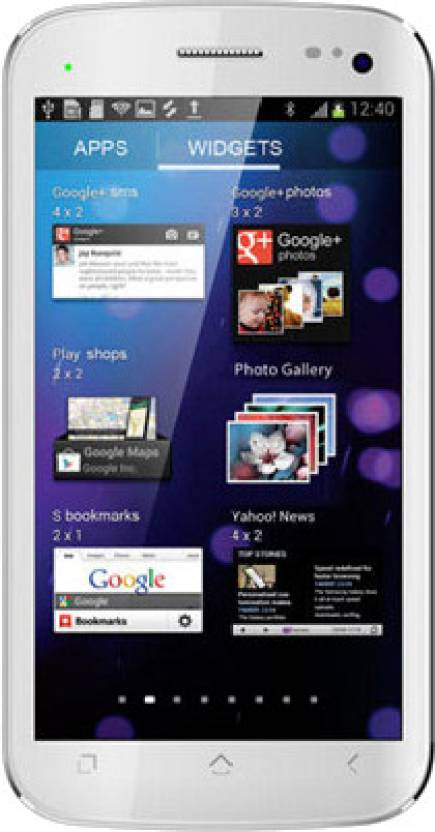 Micromax Canvas 2 A110 (White, 2 GB)