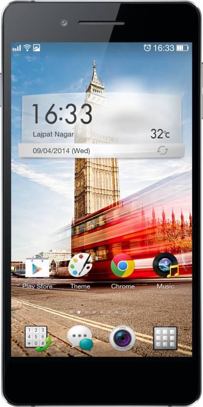 OPPO R1 R829 (Black, 16 GB) (1 GB RAM)