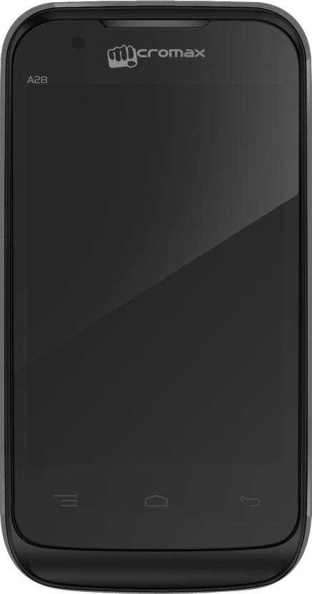 Micromax Bolt A28 (Black, 180 MB)