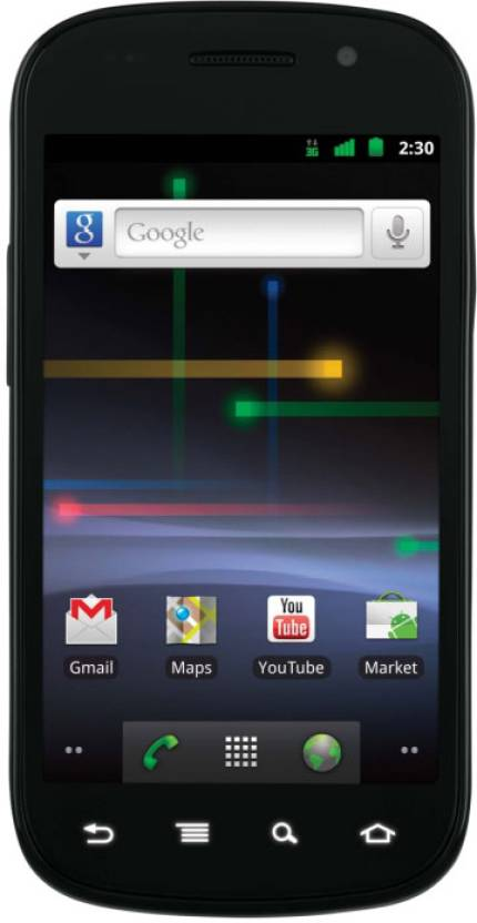 Google Nexus S (Black, 16 GB)