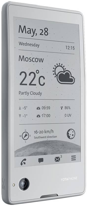 Yota C9660 (White, 32 GB)